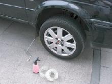 Как поставить баферы на авто